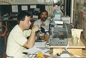 1988 4U1VIC DJ0VZ DJ4UF
